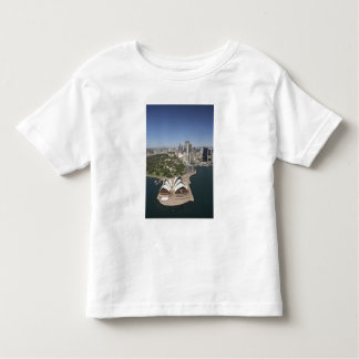 Sydney Opera House, Royal Botanic Gardens, CBD Toddler T-shirt