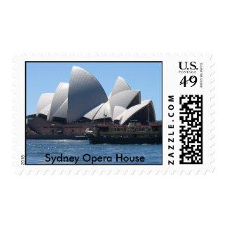Sydney Opera House Stamp