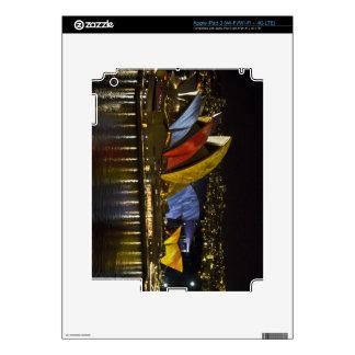 Sydney Opera House - Sydney Vivid Festival - Color iPad 3 Skin