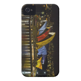Sydney Opera House - Sydney Vivid Festival - Color iPhone 4 Cover
