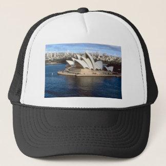 Sydney Opera House Trucker Hat