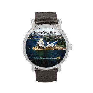 Sydney Opera House Wrist Watch
