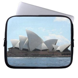 Sydney operahouse laptop sleeve