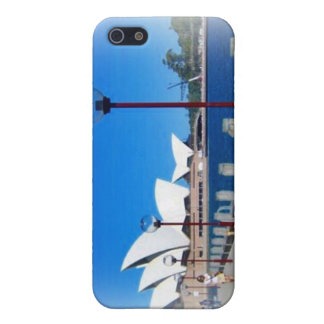 Sydney Oprea House Australia Cover For iPhone SE/5/5s