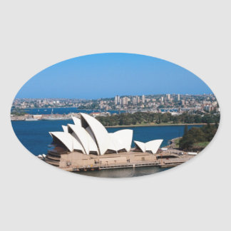 SYDNEY OVAL STICKER