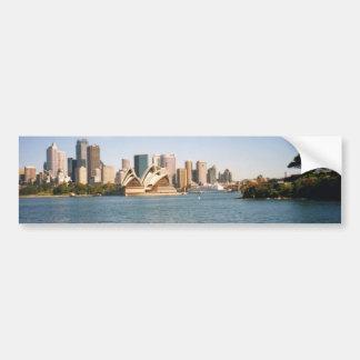 Sydney Pegatina Para Auto