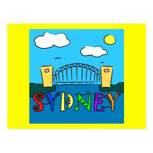 Sydney Postales