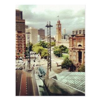 Sydney Railway Square Postcard