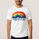 Sydney Rainbow Skyline Tee Shirt