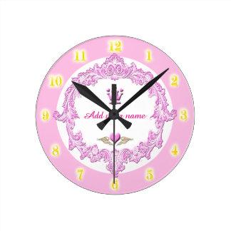 Sydney Round Clock