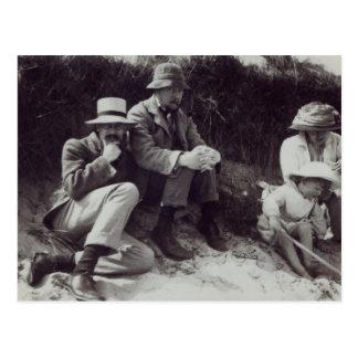Sydney sajona Turner, Clive Bell, y juliano Postal