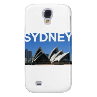 Sydney Samsung Galaxy S4 Cover