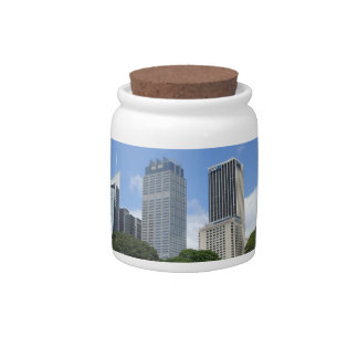 Sydney Skyline Candy Jar
