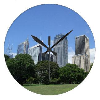 Sydney Skyline Clock