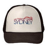 Sydney Skyline Design Trucker Hat