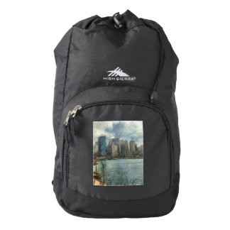 Sydney skyline high sierra backpack