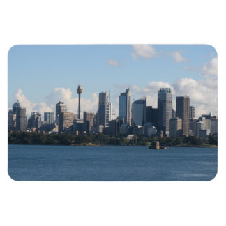 sydney skyline magnet