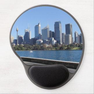 Sydney Skyline Mousepad Gel Mouse Pad
