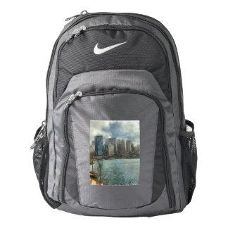 Sydney skyline nike backpack
