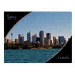 Sydney Skyline Postcard