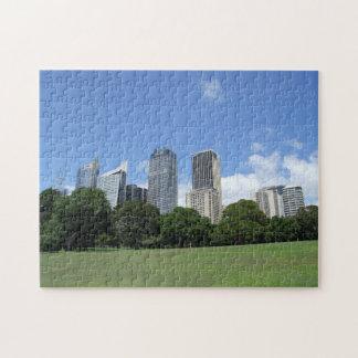 Sydney Skyline Puzzle