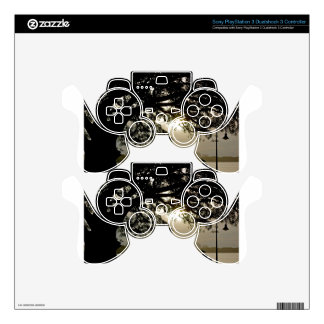 Sydney Skyline scenic view Decal For PS3 Controller
