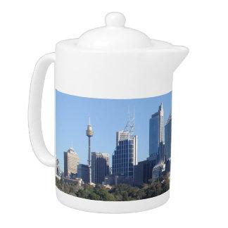 Sydney Skyline Teapot