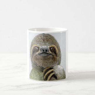 Sydney The Three-Toed Sloth Mugs
