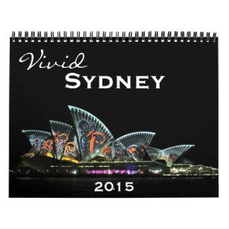 Sydney viva 2015 calendario