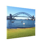 sydney winter gallery wrapped canvas