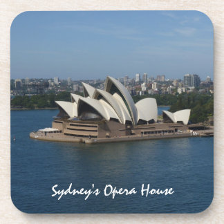 Sydney's Opera House Beverage Coasters
