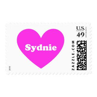 Sydnie Timbre Postal
