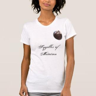 Syg2, Sygillis of Metatron ladies scoop T Shirts