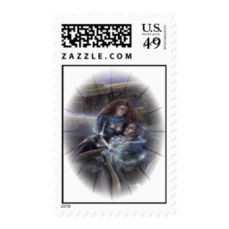 Syg 4 postage stamp