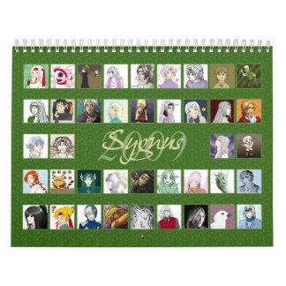 Sygnus 2009 Calendar