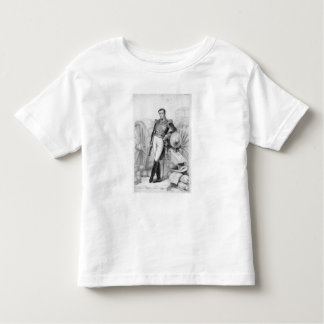 Sylvain Charles Valee , Count and Marshal Toddler T-shirt
