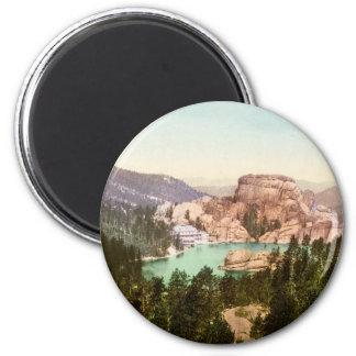 Sylvan Lake South Dakota Magnet