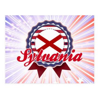 Sylvania, AL Post Cards