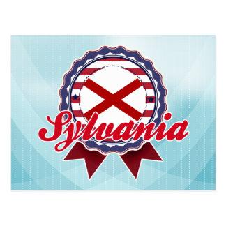 Sylvania, AL Postcards