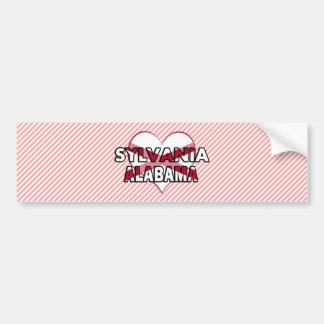 Sylvania, Alabama Bumper Stickers