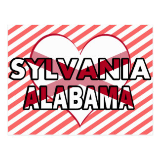 Sylvania, Alabama Post Cards