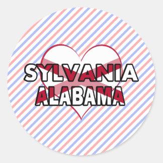 Sylvania, Alabama Stickers