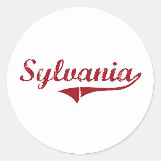Sylvania Ohio Classic Design Sticker