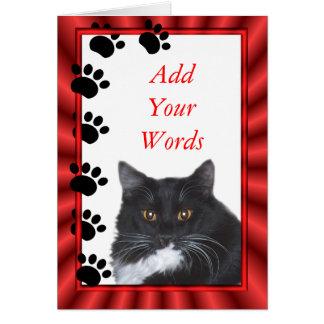 Sylvester card-customize