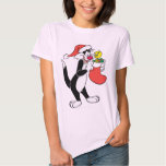 SYLVESTER™ Cat with stocking T-Shirt