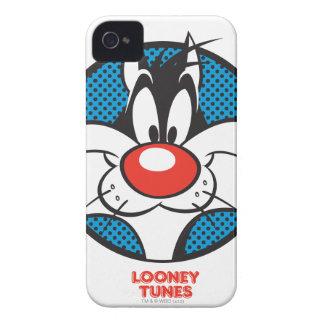 SYLVESTER™ Dotty Icon iPhone 4 Case