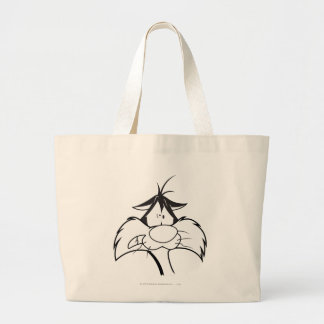 SYLVESTER™ Face Large Tote Bag