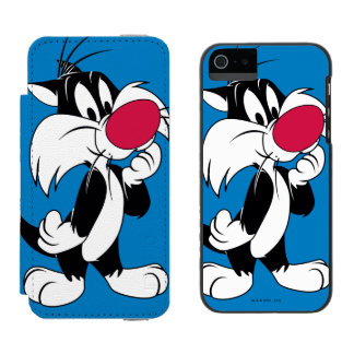 Sylvester Jr. | Classic Pose iPhone SE/5/5s Wallet Case