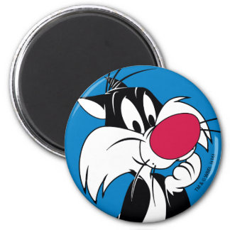Sylvester Jr.   Classic Pose Magnet