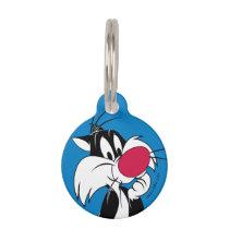 Sylvester Jr. | Classic Pose Pet Name Tag